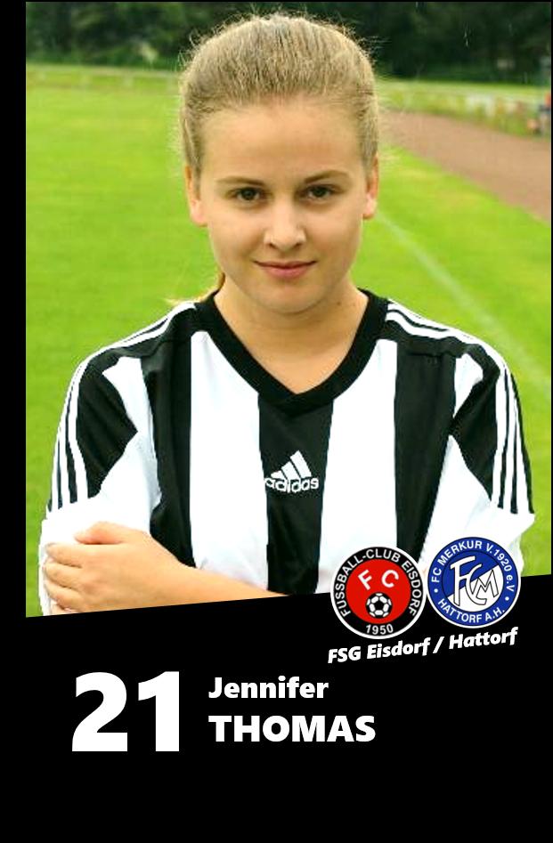 21 - Jennifer Thomas