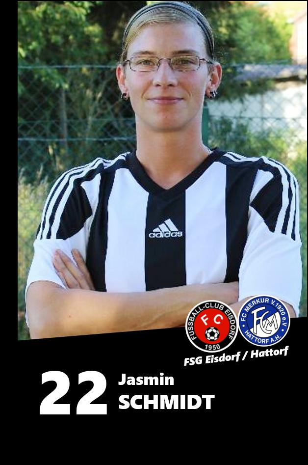 22 - Jasmin Schmidt