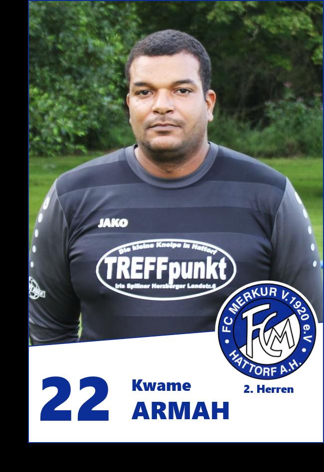 22 - Kwame