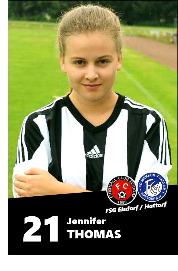 21 - Jennifer Thomas