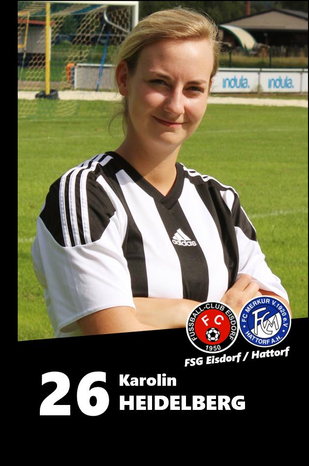26 - Karolin Heidelberg