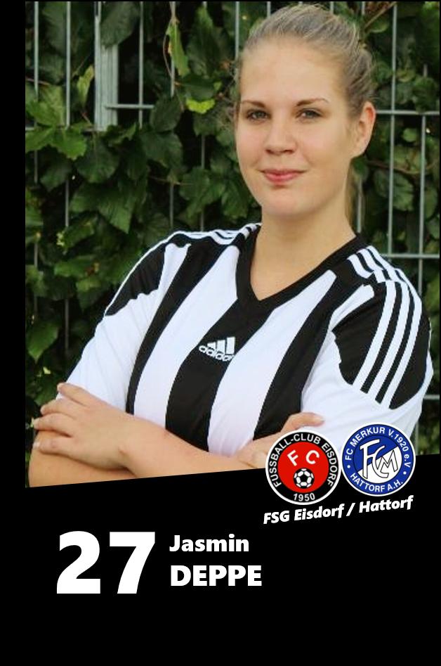 27 - Jasmin Deppe